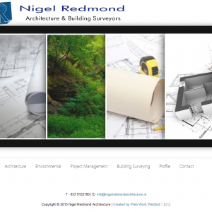 Nigel Redmond Architecture