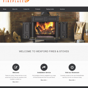 Wexford Fireplaces & Stoves